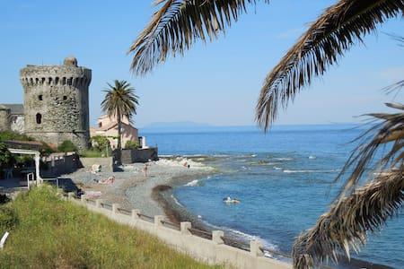 BEAU T1  VUE SUR  LA MER - Santa-Maria-di-Lota