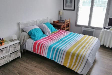 Chambre dans appartement - La Rochelle - Wohnung