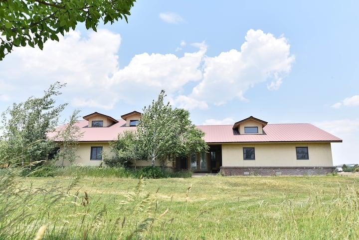 Casa Luna, Gather at our ranch!