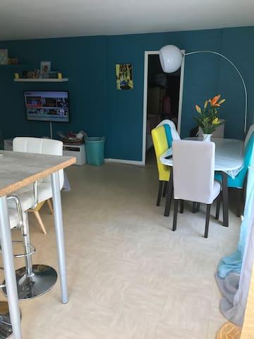 Appartement F4 près du Golf national de Guyancourt - Guyancourt - Apartment