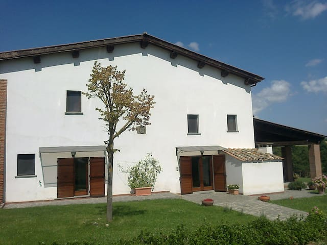 Fiogene old house in Celleno - Celleno