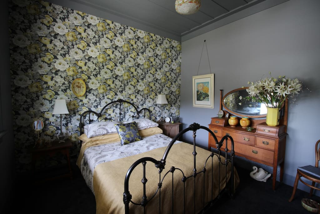 Eva's Queen Bed Room