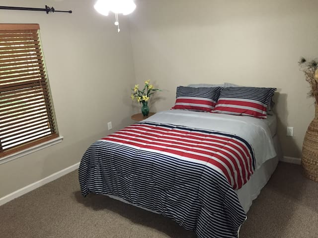 Very nice and comfortable room - Tallahassee - Townhouse