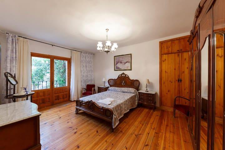 """Unidad A Casa """"El Molino"""" Planta 1ª Dormitorio Laurel"""