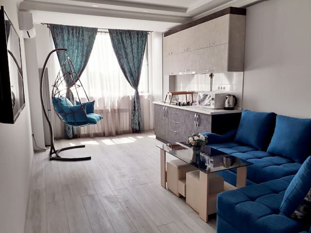Comfy Apartment at Republic Square
