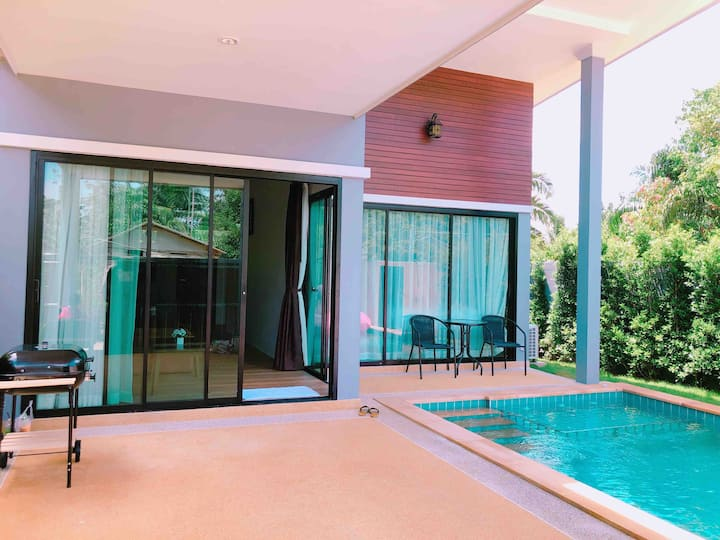 A&B PRIVATE POOL VILLA AONANG KRABI