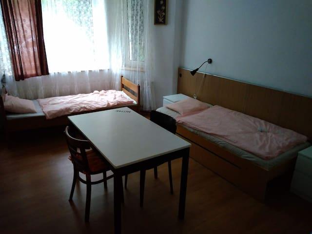 Ubytování Pardubice Svítkov