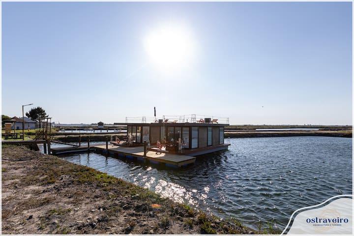 Barcos casas alojamentos