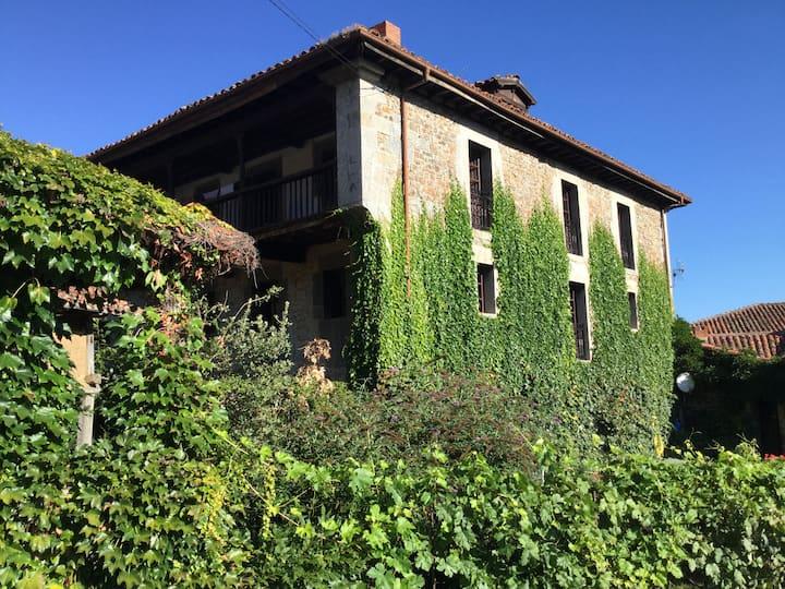 Olmares Picos de Europa Manor House
