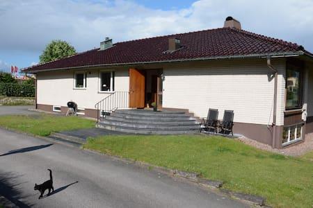 Sixties villa in central Gnosjö. - Gnosjö - Villa