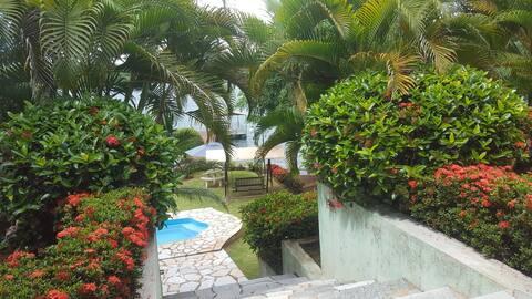 Rancho a Beira do Rio grande a 45km de Uberaba