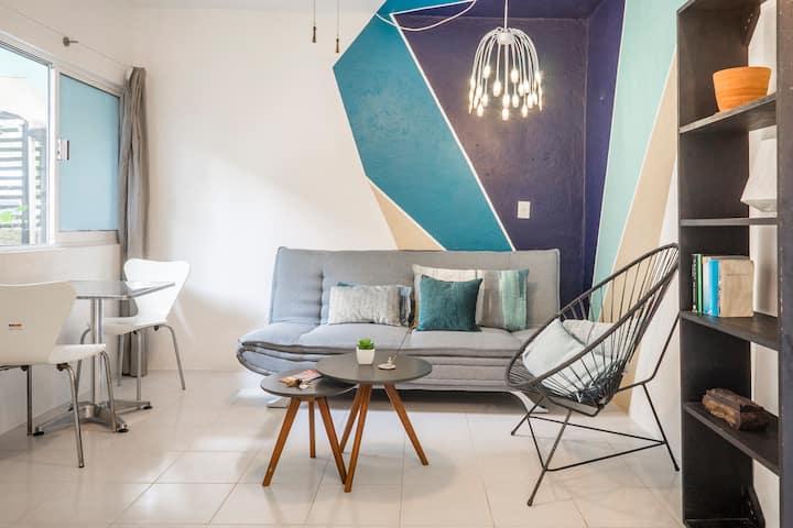 Apartment Jellyfish at Casa Nerubia