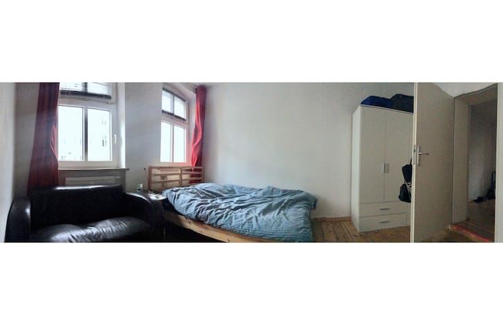 1 room apartment in Gesundbrunnen