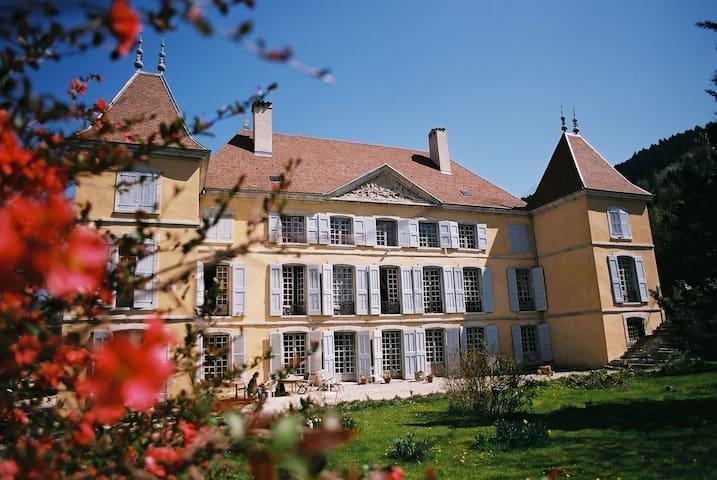 CHÂTEAU de BARDONENCHE - Monestier-de-Clermont - Castle