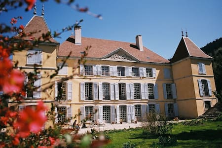 CHÂTEAU de BARDONENCHE - Monestier-de-Clermont - Slott