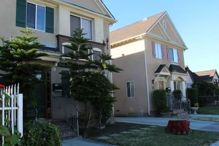 6-4 bed Dorm2 in Ruthelen House - Los Angeles - Bed & Breakfast