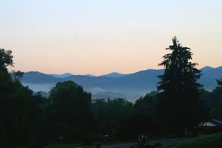 My (your) home in the mtns of WNC - Candler - Rumah