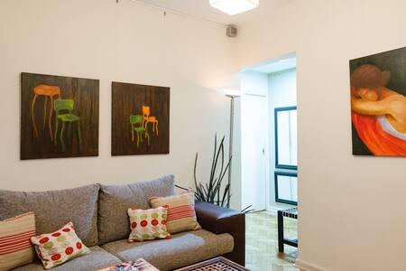 Apartamento 4 personas en Recoleta