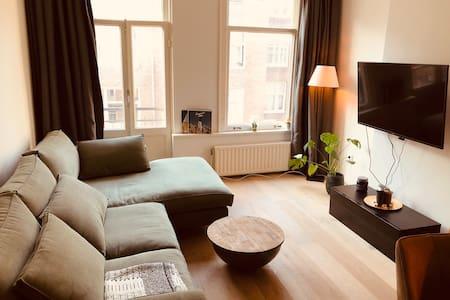 Ruim en luxe appartement