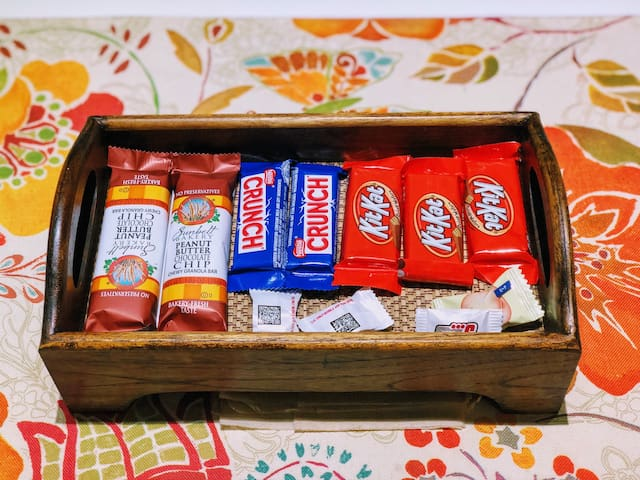 Candy basket. Please enjoy!!