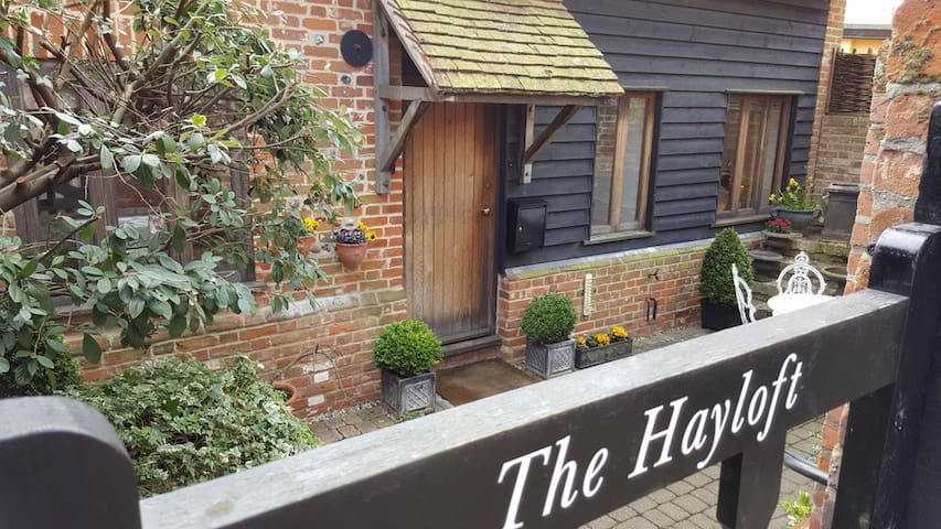 The Hayloft - Lavenham - House