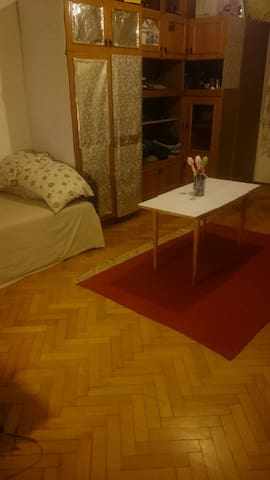 Available apartment middle of Debrecen city..