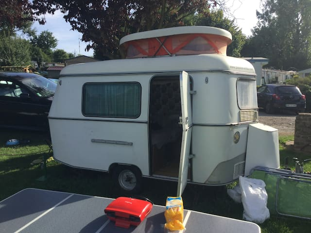 Caravane Vintage