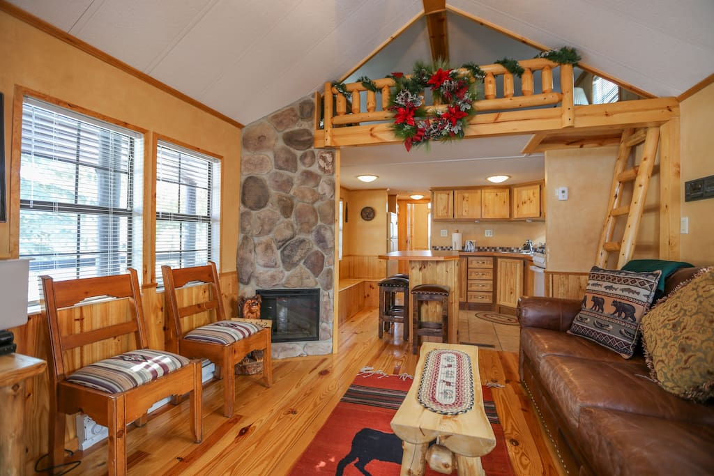 Cozy Mountain Cabin In Breckenridge Cabins For Rent In