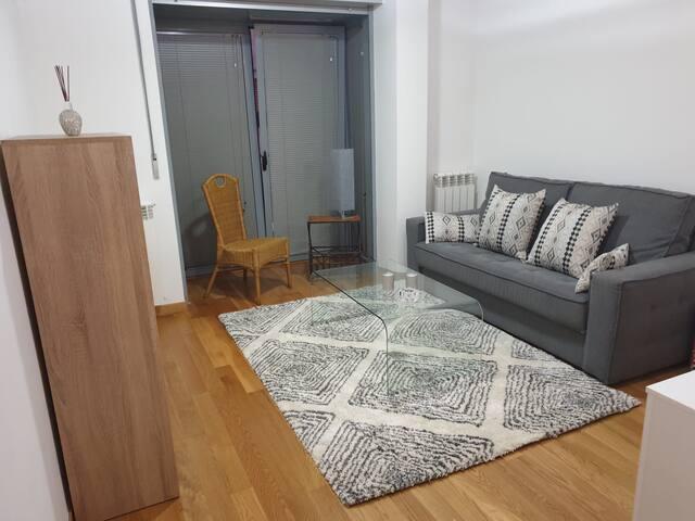 Apartamento tipo loft zona peatonal pleno centro
