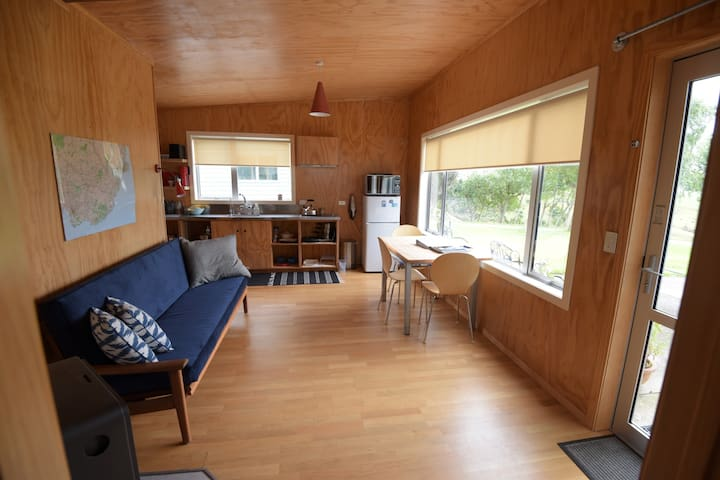 Self contained farmstay in Catlins/Rural Retreat