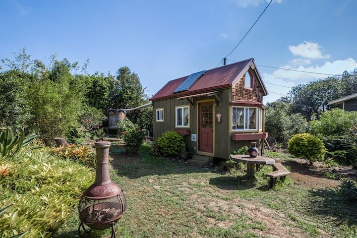 Upcountry Hospitality in the Paniolo Tiny Home