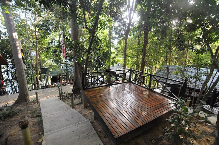 Belum Adventure Camp - Your home in the forest - MY - Butik otel