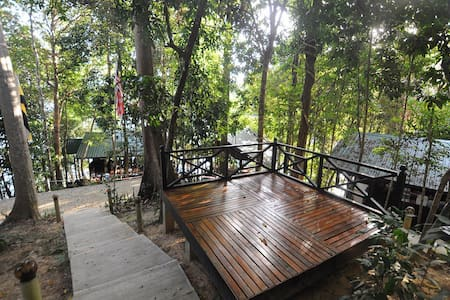 Belum Adventure Camp - Your home in the forest - Hotel butik