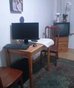Уютная и чистая комната. Cozy and clean room.