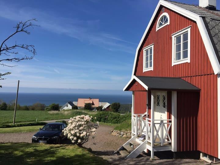 Summerhouse on top of Hallands Åsen