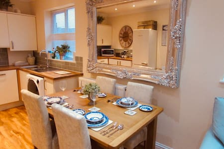 Exquisite Luxury Apartment 1 with Double En-suite