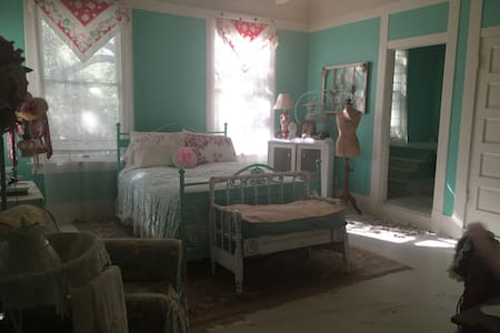 Tiffany Blue Room