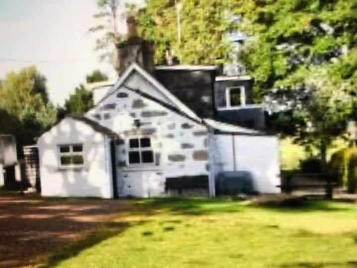Superb cottage of character with stunning location