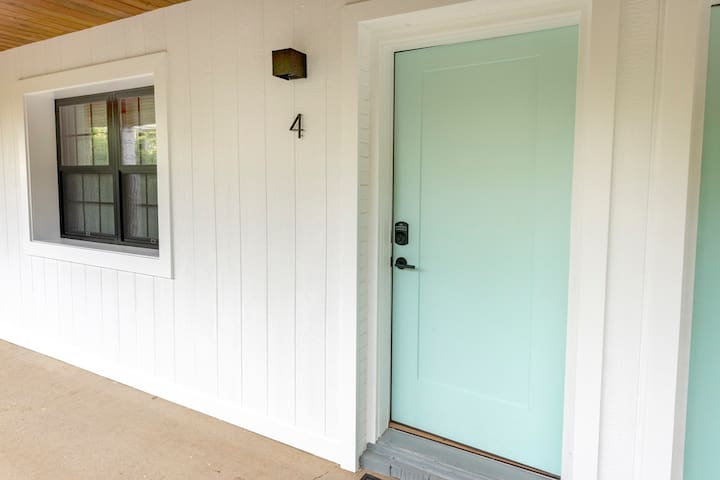 Completely renovated, modern beach front home!
