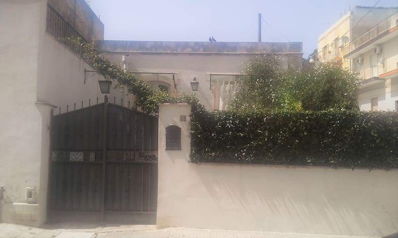 Dependance in villa a Siracusa - Syrakus - Loft