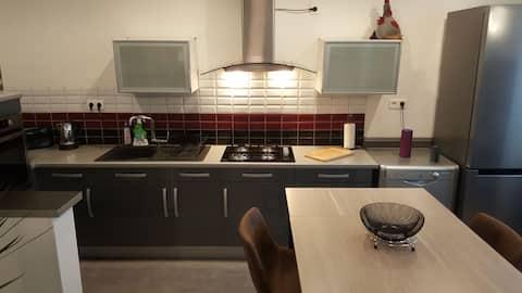 Appartement moderne tout confort et très lumineux
