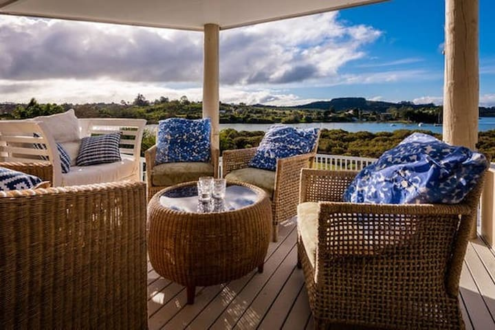 The Lookout - Kerikeri - Casa