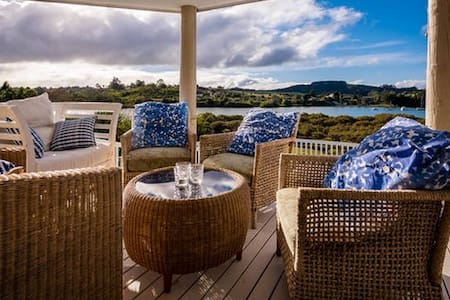 The Lookout - Kerikeri - Haus