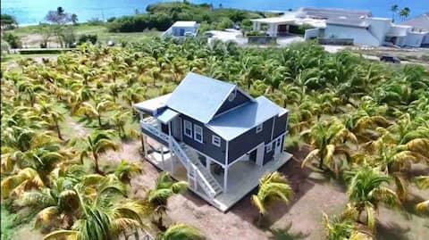 Coconut Farm Cottage - Cockleshell Beach St Kitts