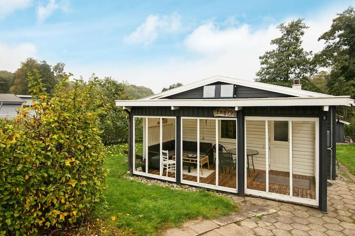 Appealing Holiday home in Haderslev with Terrace