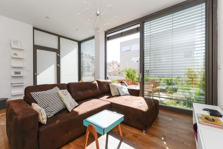 Part of Living room, sofa