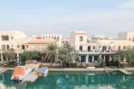 Fully furnished flat with Lagoon View