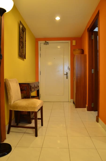 View of Main Door from Inside Condo