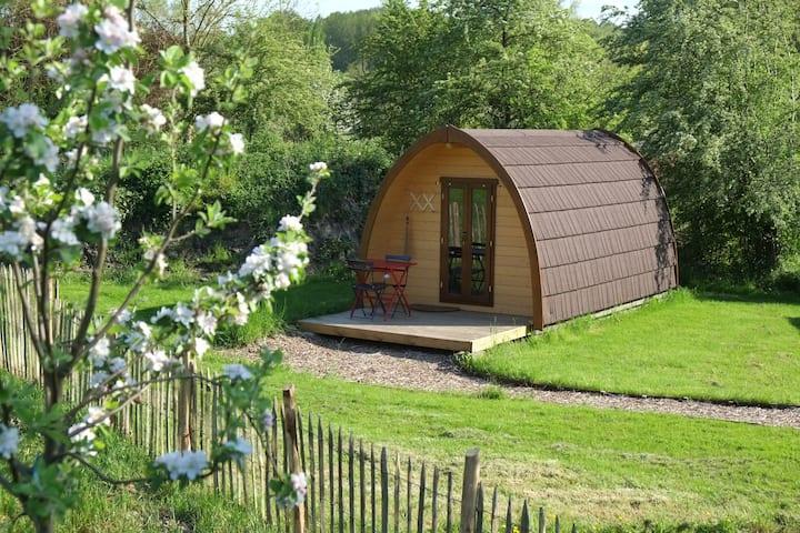 Camping Pod 'Tenbosse'