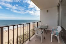 Sea Gate 810 - Balcony with Ocean View